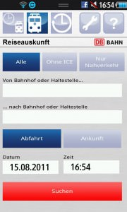 deutsche bahn app samsung bada
